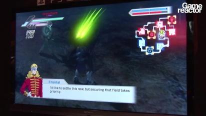 Dynasty Warriors Gundam 3 Gameplay