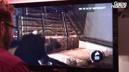 E3 11: Red Faction: Armageddon Gameplay