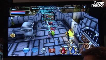 E3 11: Pocket Legends Gameplay