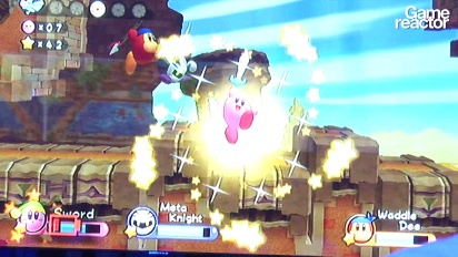 E3 11: Kirby Wii