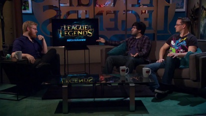 League of Legends - Patch Rundown - 5.2