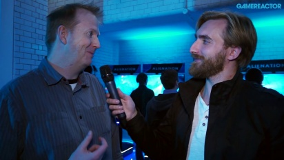 Alienation - Executive Producer Interview