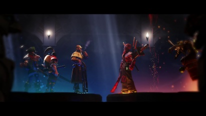 Arena of Fate - Teaser Trailer