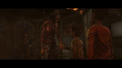The Walking Dead: Michonne - Episode 3 trailer