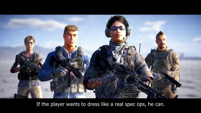 Ghost Recon Wildlands: Freedom Of Choice Trailer