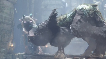 The Last Guardian - Nine Minute Intro (Japanese)
