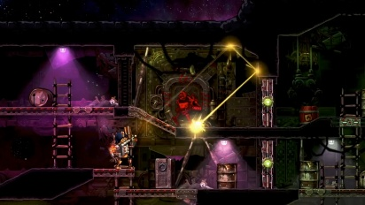 SteamWorld Heist: Ultimate Edition - Trailer and Nintendo Switch Launch Date
