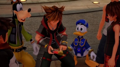 Kingdom Hearts III - Classic Kingdom Trailer