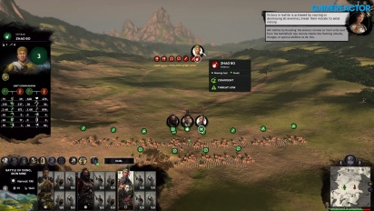 Total War: Three Kingdoms - Campaign Gameplay