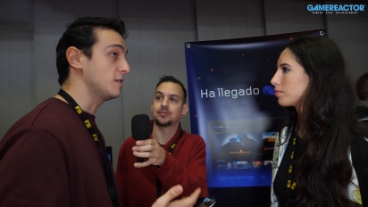 Nware at Fun & Serious - Begoña Fernández-Cid & Daniel Olmedo Interview