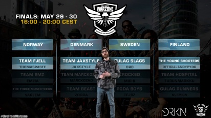 Call of Duty: Warzone - Nordic Showdown Update