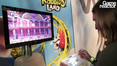 E3 12: Rabbids Land - Hands-on Demo
