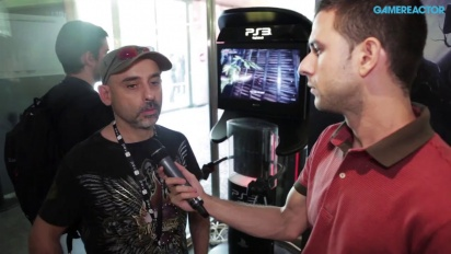 Castlevania: Lords of Shadow 2 - Gamelab Interview
