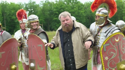 Total War: Rome II - The Throwing War with Brian Blessed