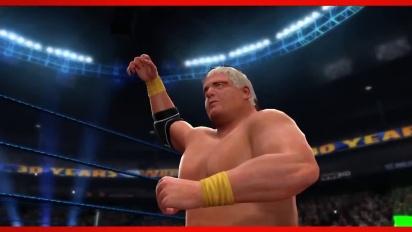 WWE 2K14 - Season Pass and DLC Trailer