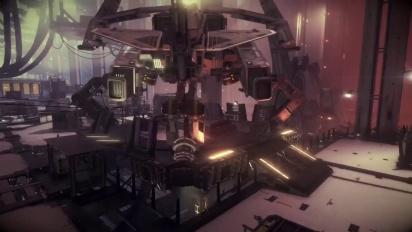 Killzone: Shadow Fall - Free DLC Multiplayer Maps: The_Hangar