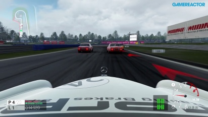 Project CARS - Mercedes-Benz 300 SEL 6.8 AMG Rote Sau Gameplay
