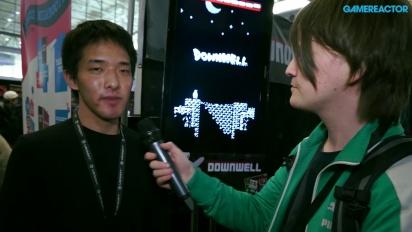 Downwell - Ojiro Fumoto Interview