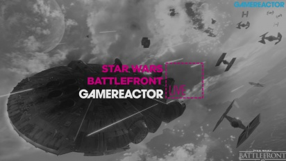 Star Wars Battlefront - Pre-Launch Livestream