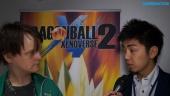 Dragon Ball Xenoverse 2 - Masayuki Hirano Interview