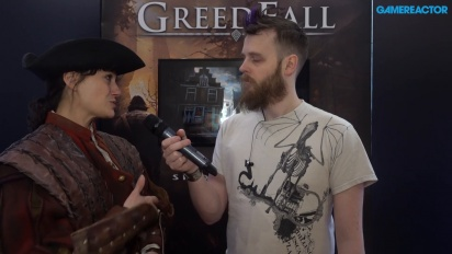 Greedfall - Jehanne Rousseau Interview