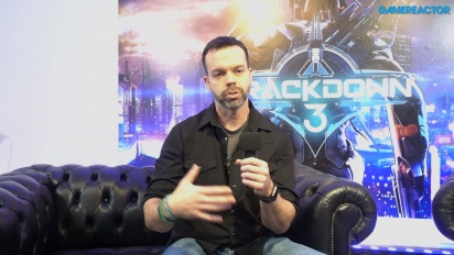 Crackdown 3 - Dave Johnson Interview