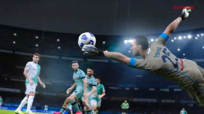 eFootball PES 2021: SSC Napoli x Partnership Announcement Trailer