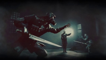 Dishonored - The Knife of Dunwall Gameplay Trailer