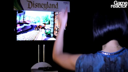 E3 11: Kinect Disneyland Adventures presentation