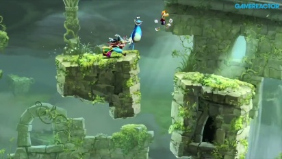 Review: Rayman Legends