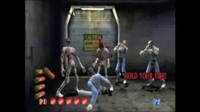 House of the Dead 2 & 3 - Shoutgun Trailer