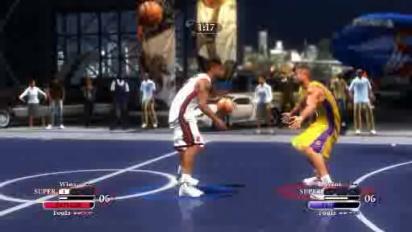 NBA Ballers: Chosen One - features