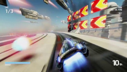 Fast: Racing Neo - Nintendo Direct Trailer