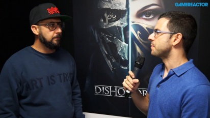 Dishonored 2 - Sébastien Mitton Interview