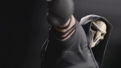 Overwatch - Reaper statue