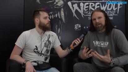 Werewolf: The Apocalypse - Martin Ericsson Interview