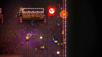 Enter the Gungeon - Switch Launch Trailer
