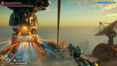 Rage 2 - Eden Assault Launch Gameplay