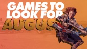Games to Look For - August 2020