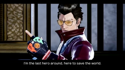 No More Heroes 3 - Release Date Trailer