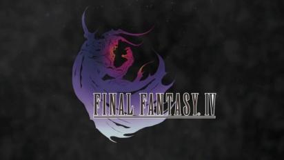Final Fantasy IV - iOS Trailer
