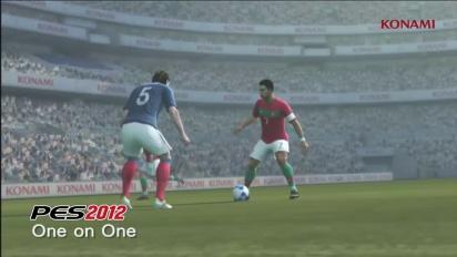 Pro Evolution Soccer 2011 - One on One Trailer