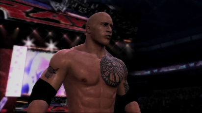 WWE 12 - Rock Trailer