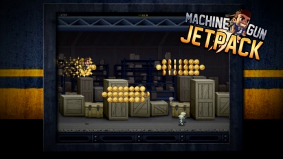Machine Gun Jetpack - Simple Awesomeness Dev Diary