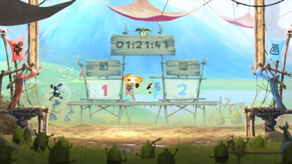 Rayman Legends - Wii U Accolades Trailer
