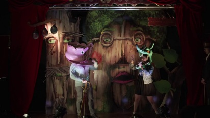 Puppeteer - Theatre Trailer