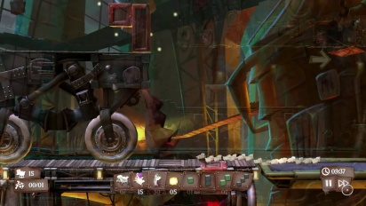 Flockers Gameplay Trailer