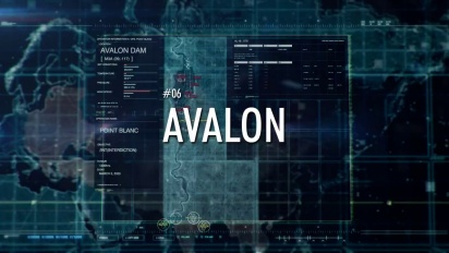 Ace Combat Infinity - Avalon Trailer
