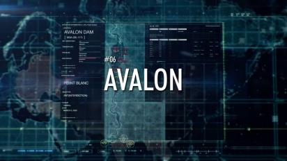 Ace Combat Infinity - Avalon Trailer