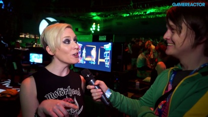 E3 2014: Dance Central Spotlight - Alli Thresher Interview